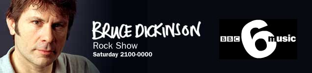 Bruce Dickinson: Rock Show