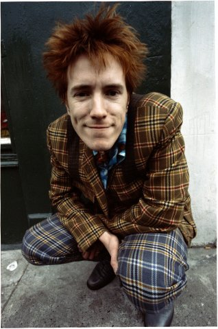 Jonny Rotten by Andy Rosen