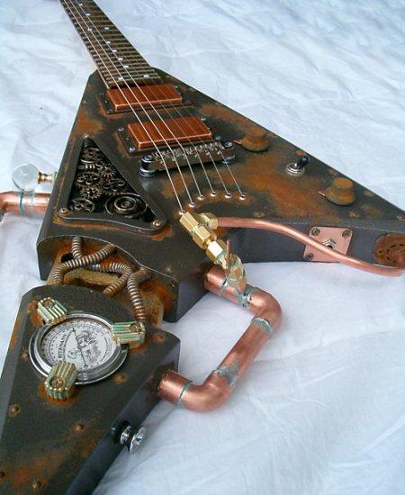 The Villanizer Custom Guitar