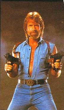 Chuck Norris: promoción de ?Invasion USA?