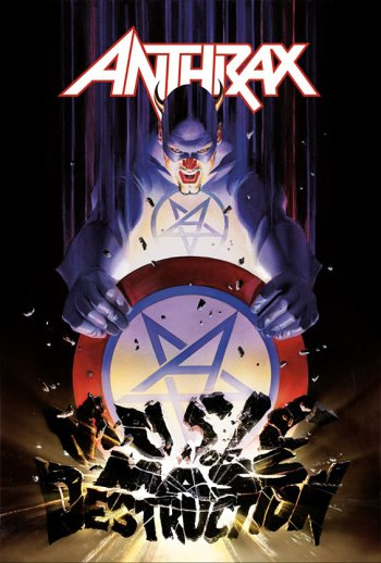Alex Ross - Anthrax - Music of Mass Destruction