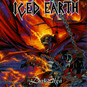 Todd McFarlane - Iced Earth - The Dark Saga