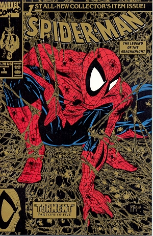 Todd McFarlane - Spiderman