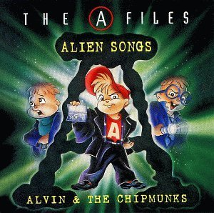 The A-Files (Alien Songs)