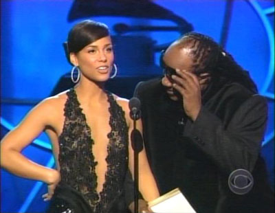 Stevie Wonder @ Grammys 2006