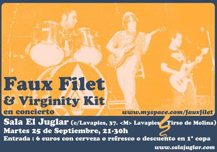 Faux Filet - 25 de septiembre de 2007