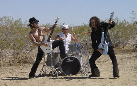 Glenn Hughes ?Soul Mover? video shooting