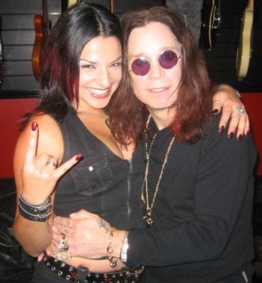 Ozzy and Juliya