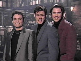 Roxbury Guys with Jim Carrey