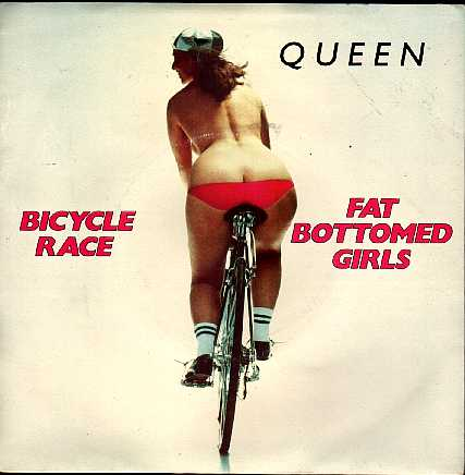 Queen ?Bicycle Race / Fat Bottomed Girls?