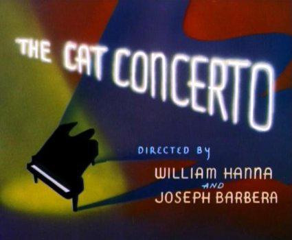 Tom & Jerry - The Cat Concerto