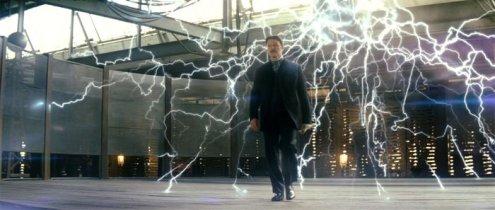 David Bowie interpretando a Nikola Tesla en ?The Prestige?
