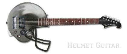 Helmet Guitar