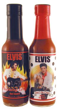 Elvis Hot Sauce