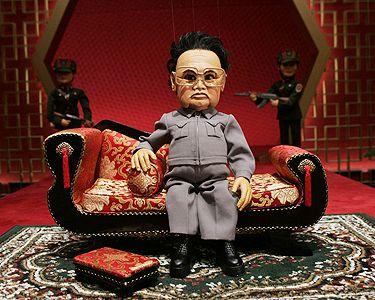 Team America - Kim Jong Il