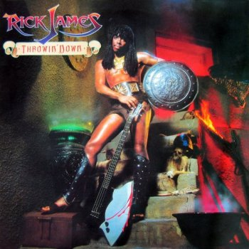 Rick James - Throwin' Down
