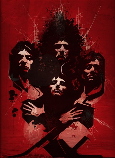 Queen II, por byroglyphics