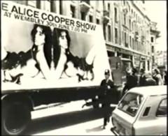 Alice Cooper Show, Londres 1972
