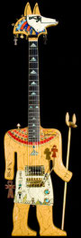 Johnson Guitars U.S.A. Egyptian Guitars Anubis