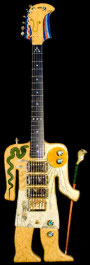 Johnson Guitars U.S.A. Egyptian Guitars Apophis