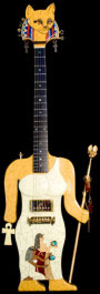 Johnson Guitars U.S.A. Egyptian Guitars Bast