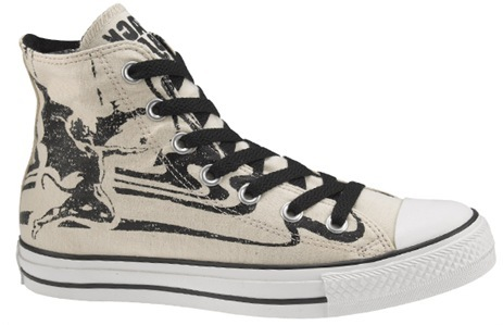 Converse All Stars: Black Sabbath