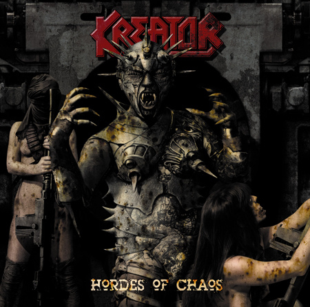 Kreator - Hordes Of Chaos (LP)