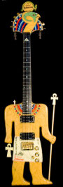Johnson Guitars U.S.A. Egyptian Guitars Horus