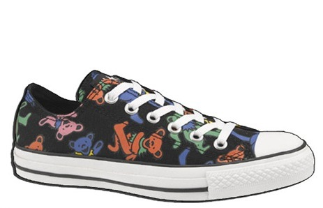 Converse All Stars: Grateful Dead