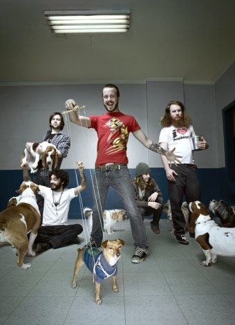 Protest The Hero - Master Of Puppies