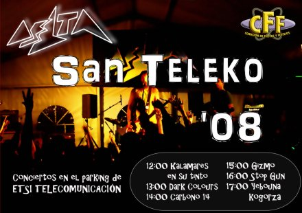 San Teleko 2008