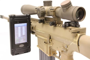 Knight's Armament Company iPod application