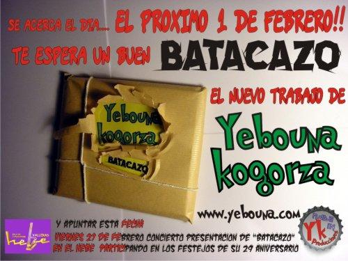 Yebouna Kogorza - Anuncio de Batacazo