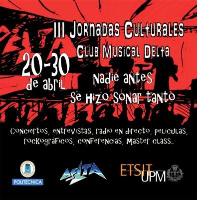 III Jornadas Culturales de Club Musical Delta