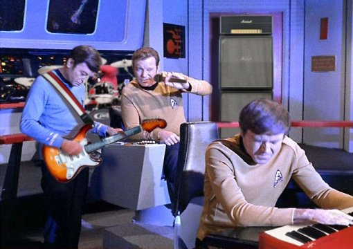 Star Trek Rock