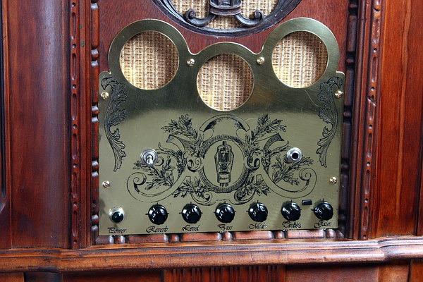 Steampunk Guitar Amp