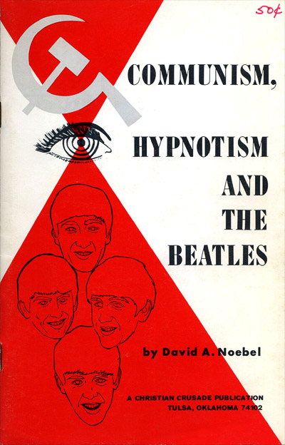 Communism, Hypnotism and the Beatles