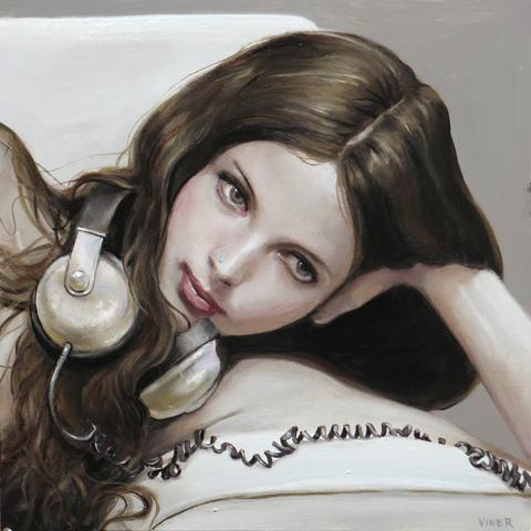 Jonathan Viner - 'Harem' - Irina