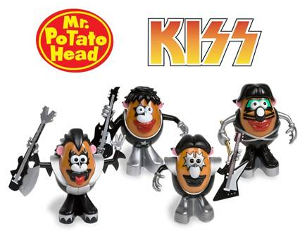 KISS Mr. Potato