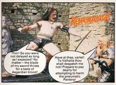 Thor! versus Cronos