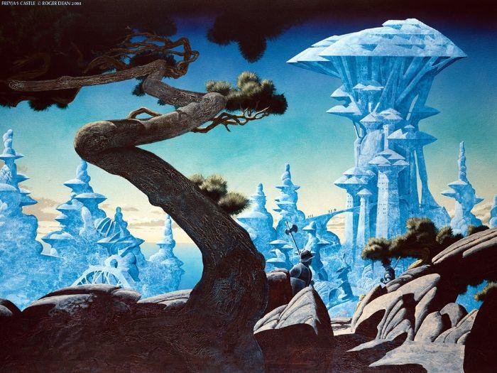 Freyja's Castle