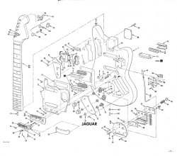 Jaguar building schematic