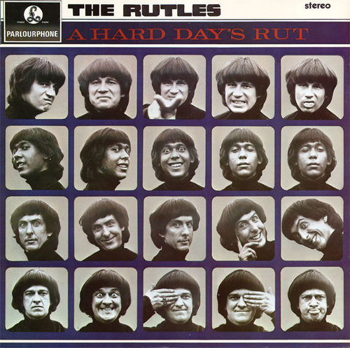 The Rutles - A Hard Day's Rut