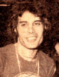 A young Freddie Mercury
