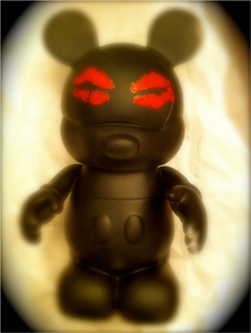 Charlie Benante Vinylmation (Kisses)