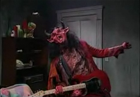 Will Ferrell as The Devil