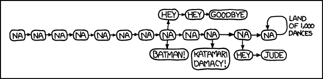 XKCD - Na (Make It Better)