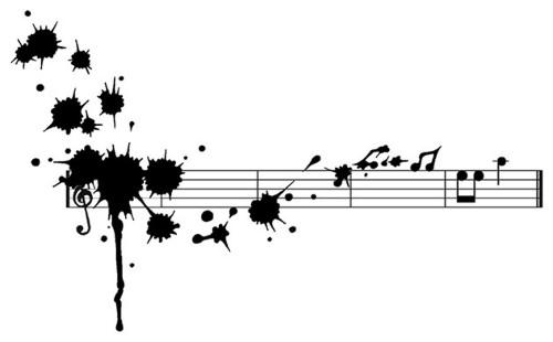Splatter in D minor