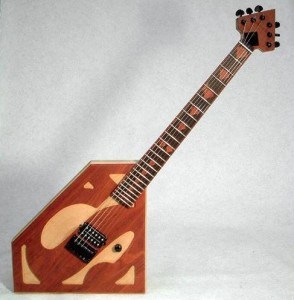 Superman Guitar