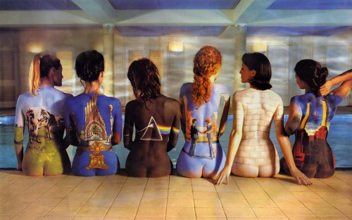 Storm Thorgerson - Pink Floyd - Back Catalogue